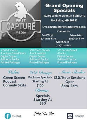 Photography videography for Sale in Germantown, MD