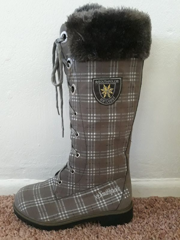 South Pole boots
