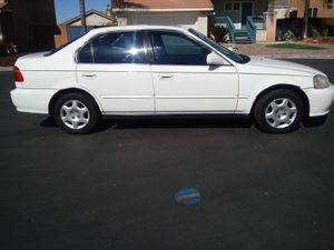 2000 honda civic ex only owner for Sale in Riverside, CA