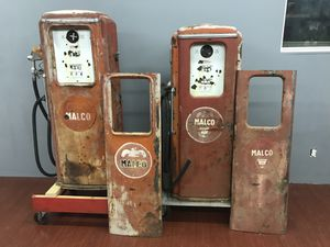 Gas pumps - all original. for Sale in Lakewood, WA