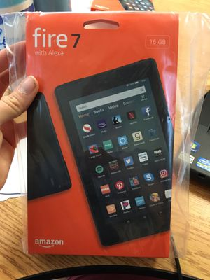 Brand New in package Amazon Fire Tablet 7 for Sale in Columbus, OH