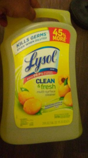 Lysol 1.2 gal for Sale in Gaithersburg, MD