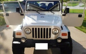 OneOwner2000 Jeep Wrangler for Sale in Los Angeles, CA
