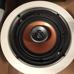 KLIPSCH-CDT-3650-C In Ceiling Speakers (ATMOS)!! for Sale in Arlington, TX