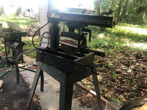 Craftsman saw for Sale in Brooksville, FL