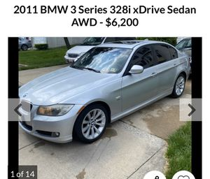 2011 BMW 328i XDrive for Sale in Glen Burnie, MD