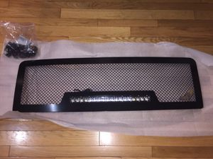 Grill with LED Light Bar F150 2009-2013 for Sale in Melrose Park, IL