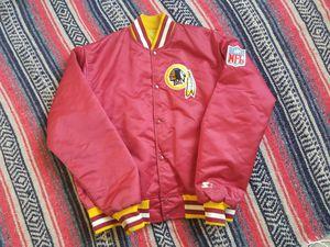 Vintage Washington Redskins Starter Satin Jacket 1990s NFL for Sale in Washington, DC