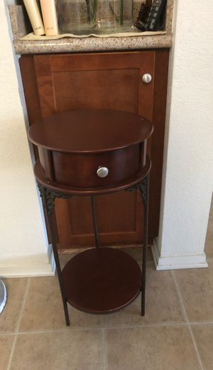 Side Table with drawer for Sale in Irvine, CA