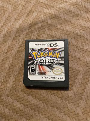 Pokémon platinum for Sale in Phoenix, AZ