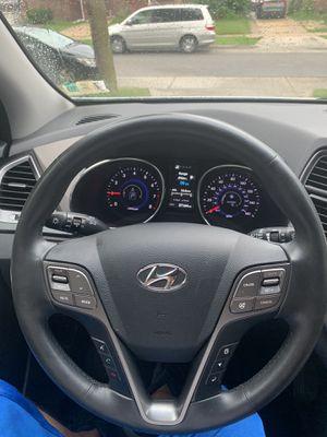 2015 Hyundai Santa Fe limited for Sale in Dearborn, MI