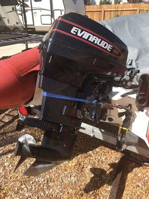 Evinrude 40 hp motor for Sale in Sacramento, CA