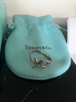 Tiffany & co XO ring woman's size 9 for Sale in West Valley City, UT