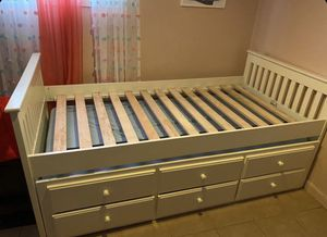 trundle bed for Sale in Queens, NY