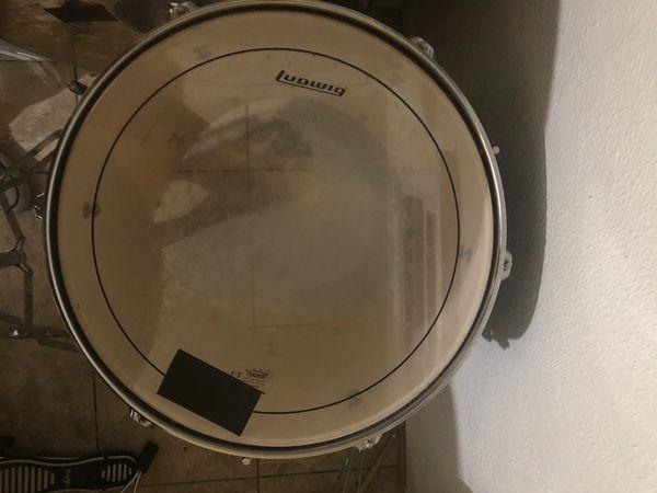 Lugwig element drum kit