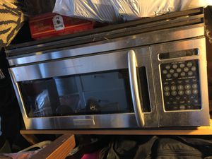Over the range microwave for Sale in Hawthorne, CA