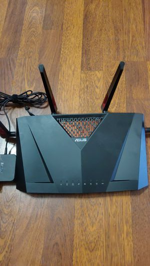 ASUS ROUTER AC3100 for Sale in Las Vegas, NV