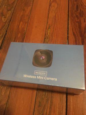 Wireless mini camera for Sale in Richmond, VA
