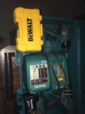 Makaita drill/compact drill with bits for Sale in Lowell, MA