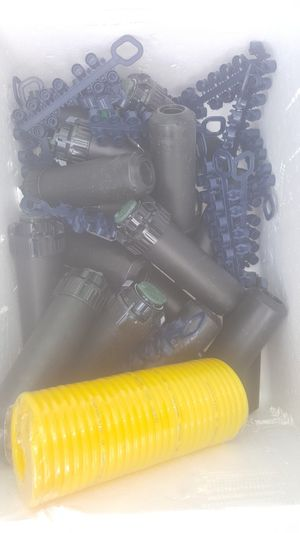 Box of big sprinkler heads (20) for Sale in Denver, CO