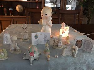 Precious Moments collection 16 pieces for Sale in Anaheim, CA