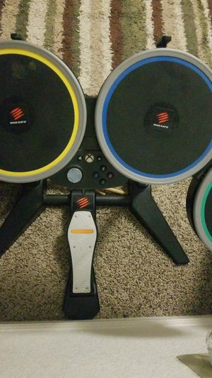 XBOX 1 DRUM SET & GUITAR for Sale in Oakland, CA