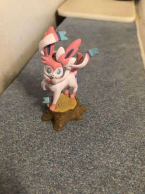 Sylveon Pokemon Figure for Sale in Philadelphia, PA