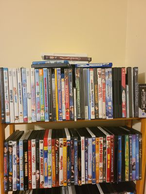 Movies $3 each and blue ray $5 each for Sale in Fenton, MO