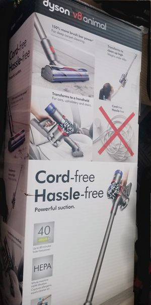 Dyson v8 Animal vacuum for Sale in Portland, OR