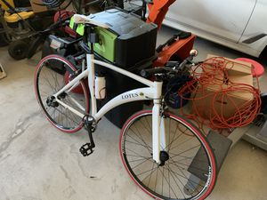 Lotus 55cm 6 speed city/road bike for Sale in Jessup, MD