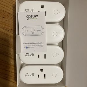Smart Plug Gosund WiFi Outlet for Sale in Los Angeles, CA