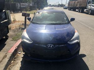 2015 Hyundai Veloster parting out for Sale in Fontana, CA