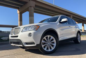 2014 BMW X3 XDRIVE28I FULLY LOADED * clean title * * luxury for Sale in Dallas, TX