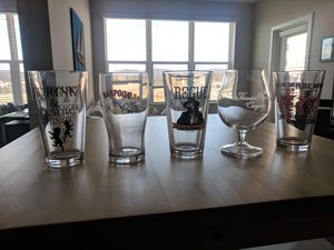 Various Pint Glasses for Sale in Frederick, MD