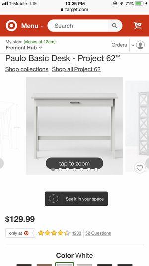 Office desk IKEA for Sale in Alameda, CA