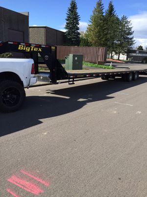 Gooseneck trailer for Sale in Vancouver, WA