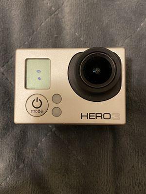 GoPro Hero 3 for Sale in Phoenix, AZ