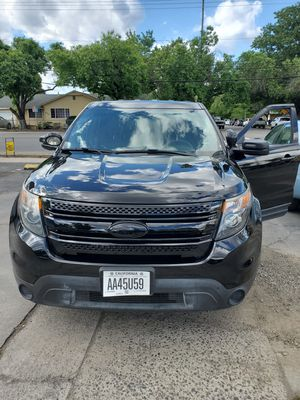 2015 FORD EXPLORER POLICE INTERCEPTOR 4WD for Sale in Vallejo, CA