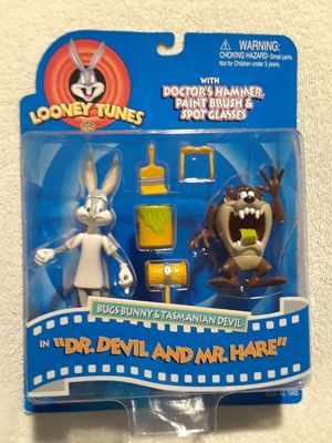 Vintage Looney tunes action figures for Sale in Weston, FL