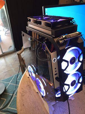 Custom built amazing computer with a 6-core i5 & ASUS ROG GTX 1070 for Sale in Boynton Beach, FL