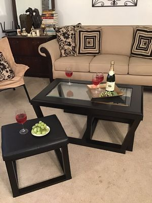 Cocktail Coffee Table Set from Ashley for Sale in Norwalk, CA