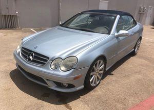2008 Mercedes-Benz CLK-Class for Sale in Lancaster, TX