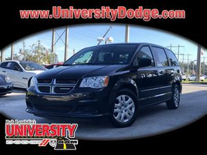 2016 Dodge Grand Caravan for Sale in Davie, FL