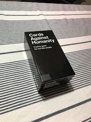 Cards Against Humanity board game for Sale in Bellevue, WA
