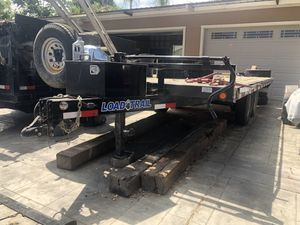 Flat bed trailer for Sale in Hayward, CA