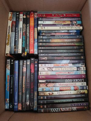 DVD Collection/with Sony CD/DVD Player for Sale in Detroit, MI