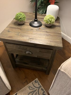 Coffee Table + End Table for Sale in Sunnyvale, CA