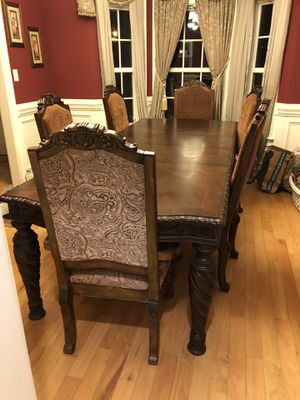 Formal Dining Room Set for Sale in Clayton, NC
