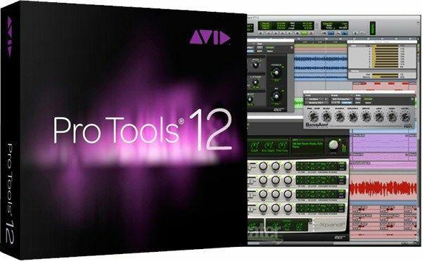 Protools 12 Auto tune Pro waves plug-in v9