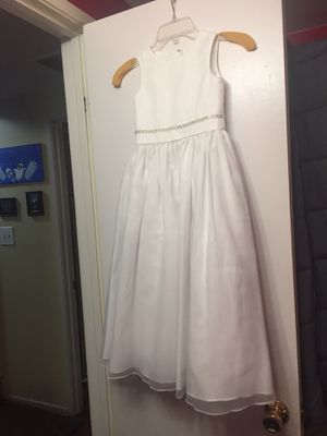 Flower girl or communion dress for Sale in Springfield, VA
